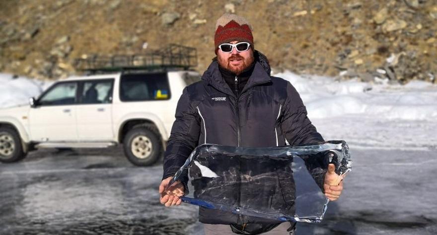 Anton, fixer in Irkutsk and Lake Baikal area